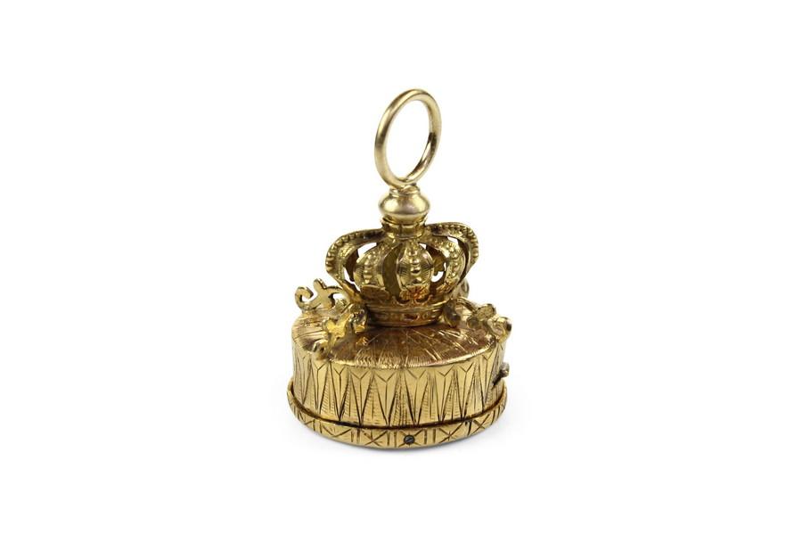 Swiss Gold Musical Seal