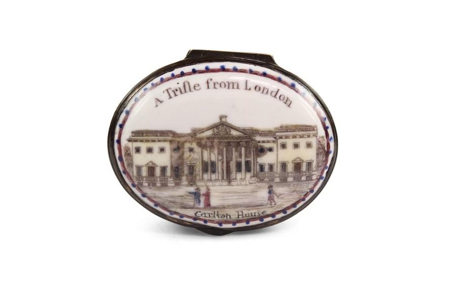 Bilston Trifle Patch Box