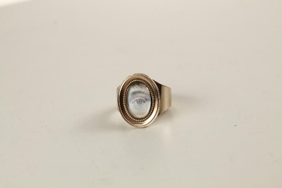 Lovers Eye Ring