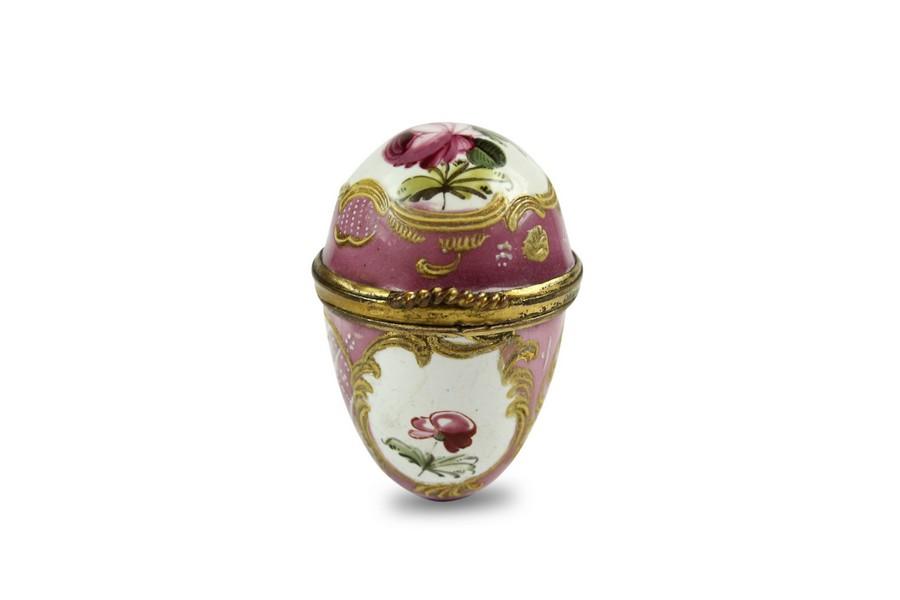 Bilston Pink Egg