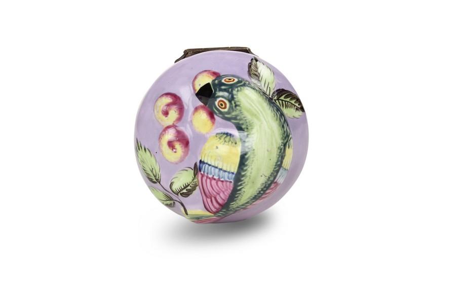 Bilston Parrot Bonbonniere