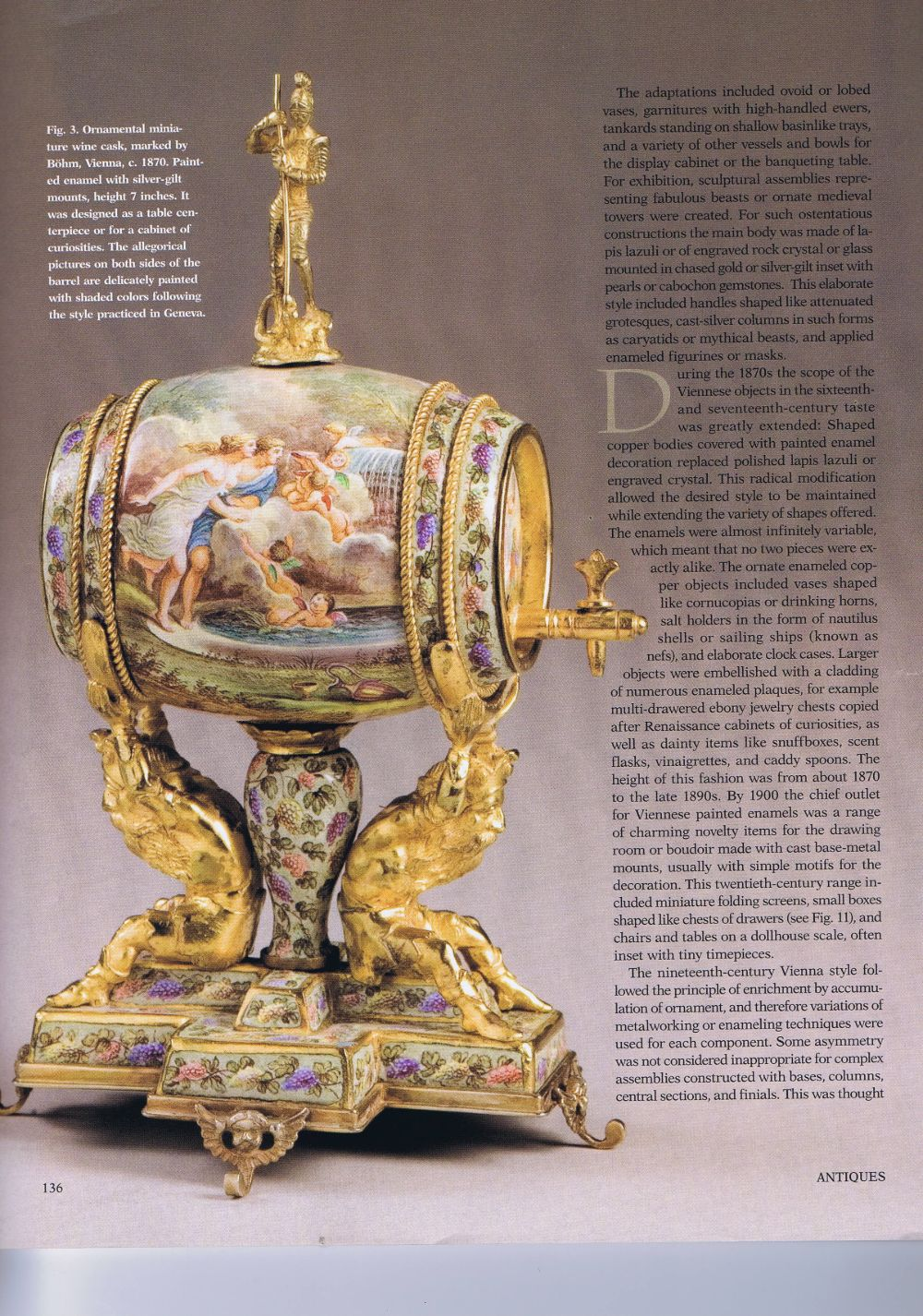 the magasine antiques06.3
