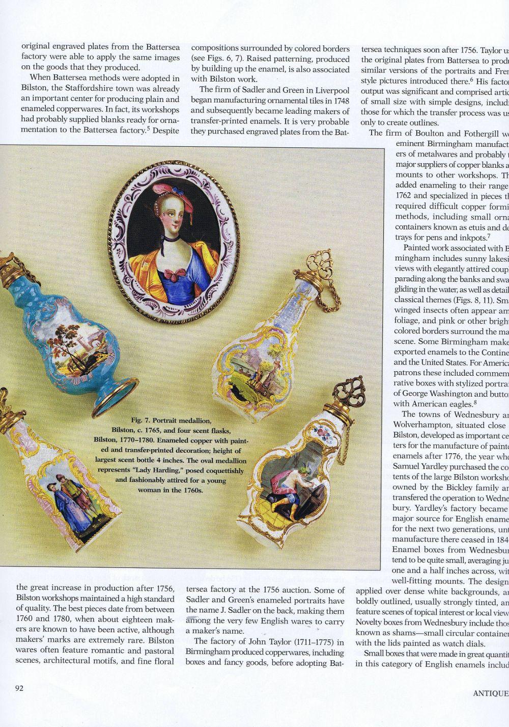 the magazine antiques07 June 2007.5